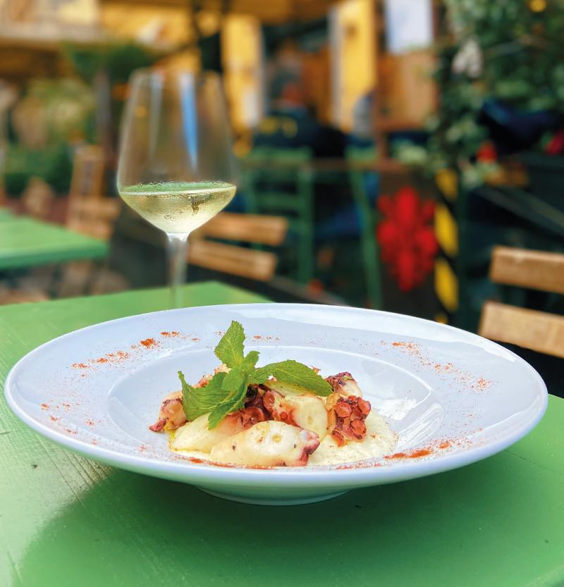 menu pranzo firenze pesce Ristorante Osteria Pesce Firenze